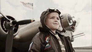 Cum să îți pregătești copilul pentru primul său zbor