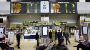Curse întârziate la Aeroportul Otopeni