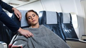 De ce este răcoare în avion