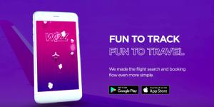 Aplicația WizzAir