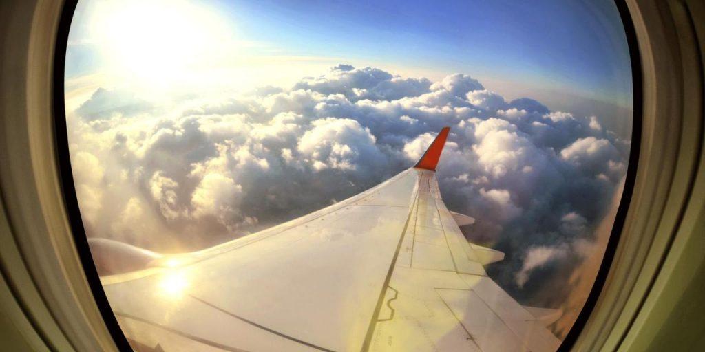 locul din avion cu cea mai frumoasa priveliste