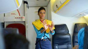 recomandări de siguranță în Aviație
