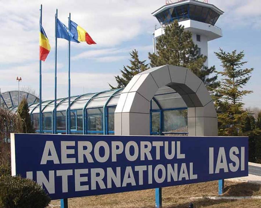 Aeroportul Iași