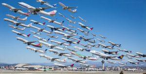 De ce toate avioanele de pasageri arată la fel?