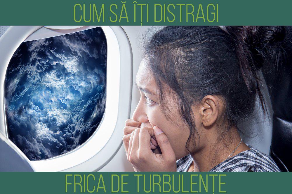 frica de turbulențe