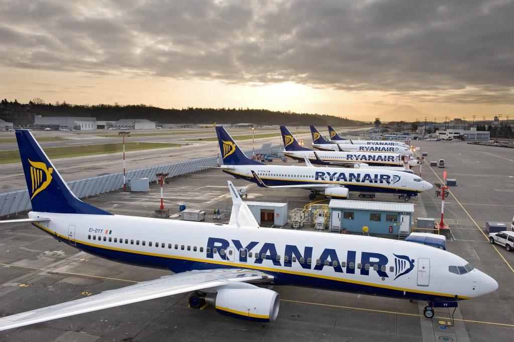 zboruri anulate Ryanair