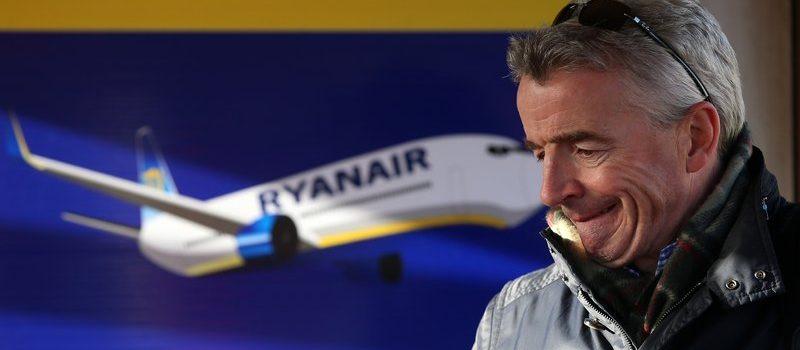 ryanair anulează zboruri