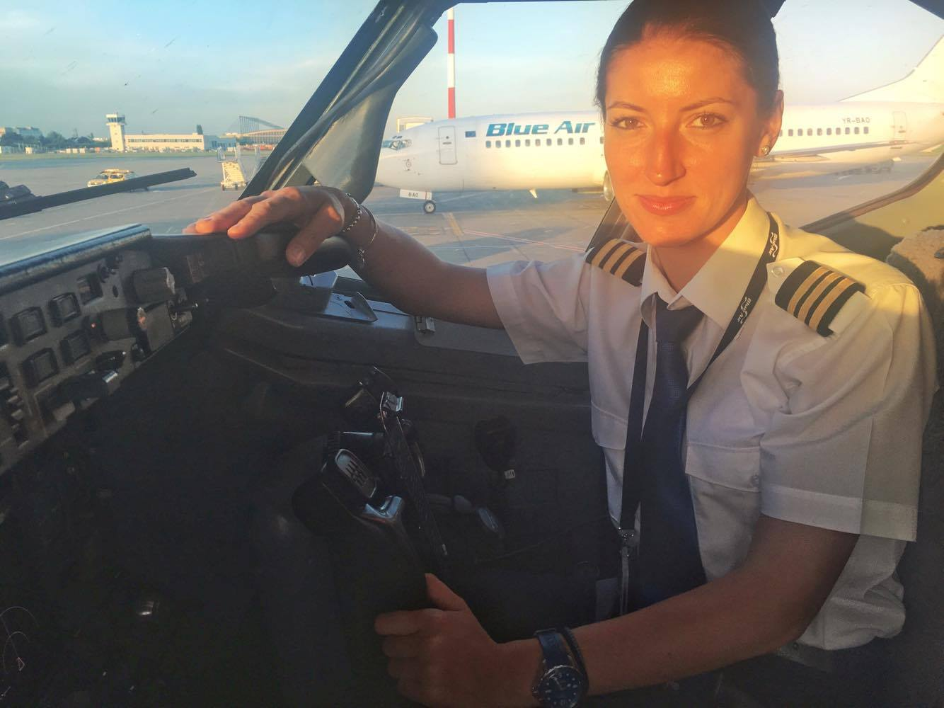 Cristina Andreea Preda copilot
