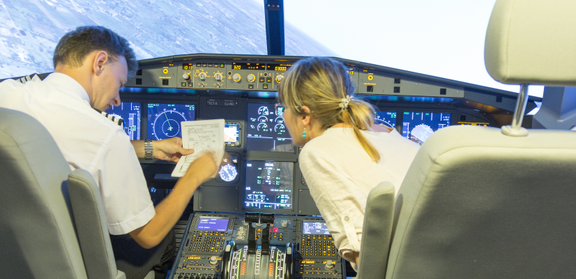 frica de zbor tratament