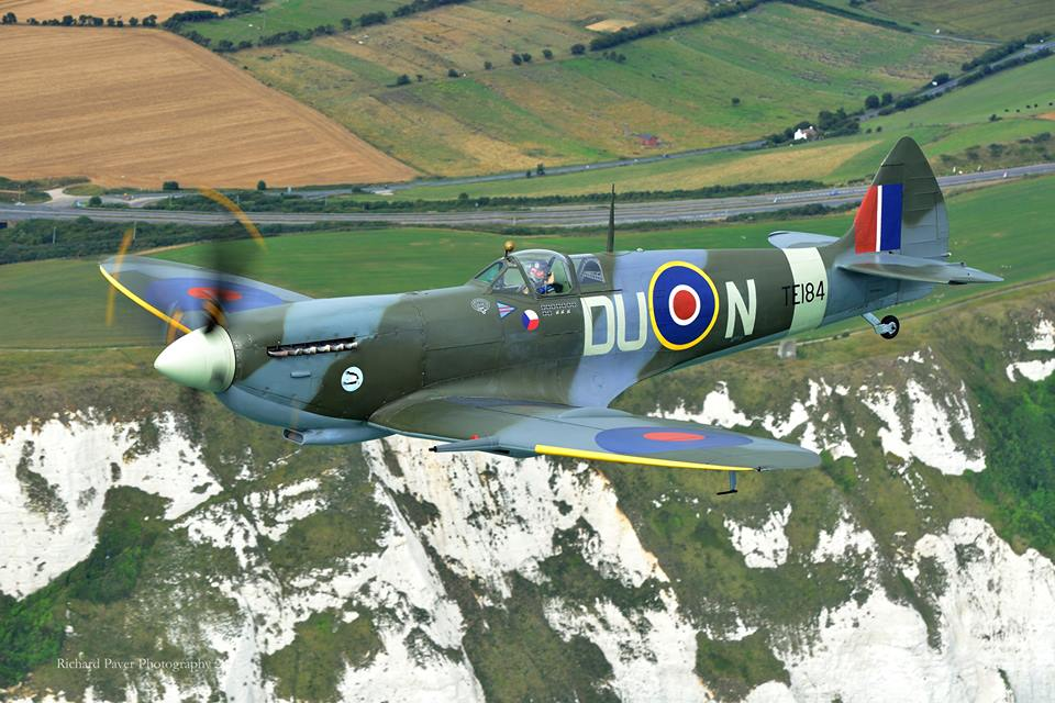 Spitfire Steve Stead