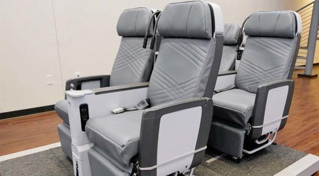 scaune avion