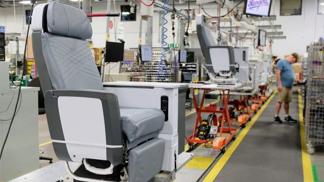 cum sunt fabricate scaunele de aivon