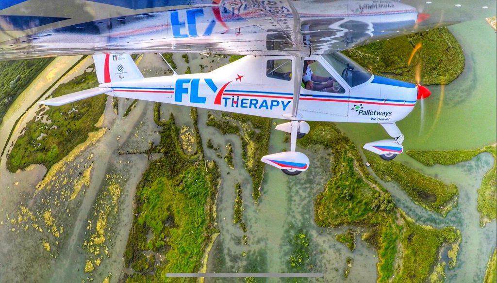 terapia prin zbor