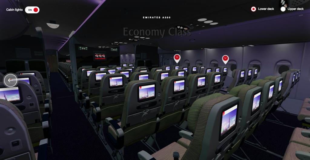 Emirates VR