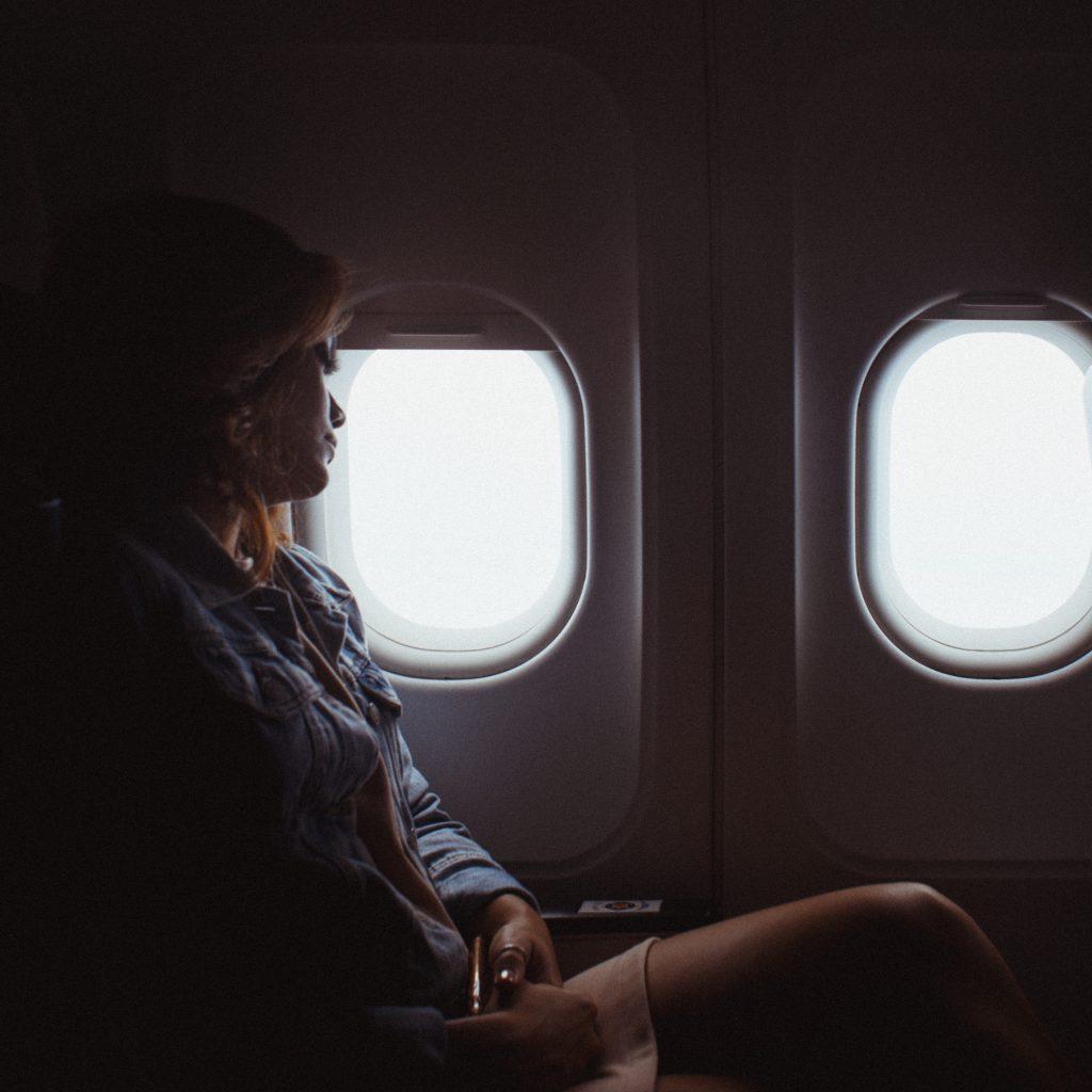 truc care te ajută să ai un zbor mai relaxat