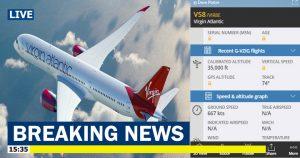 Boeing 787 Dreamliner viteză record