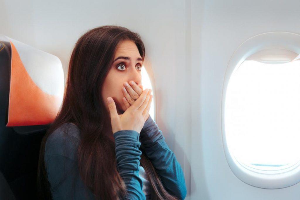 medicație frica de zbor