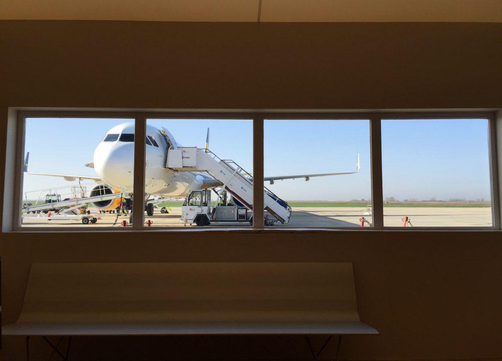 Pasagerii curselor aeriene ar putea fi cântăriți înainte de zbor