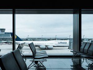 îmbarcarea cu recunoaștere facială Lufthansa