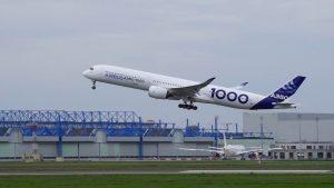 Airbus decolări automate