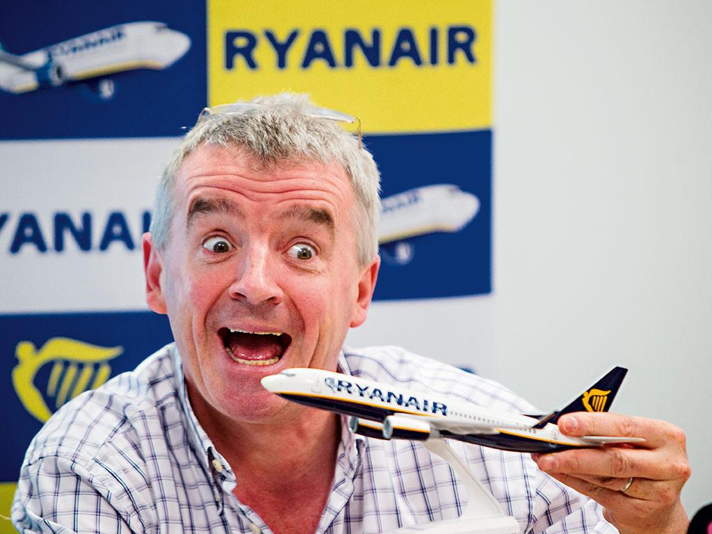 Michael-OLeary - Ryanair