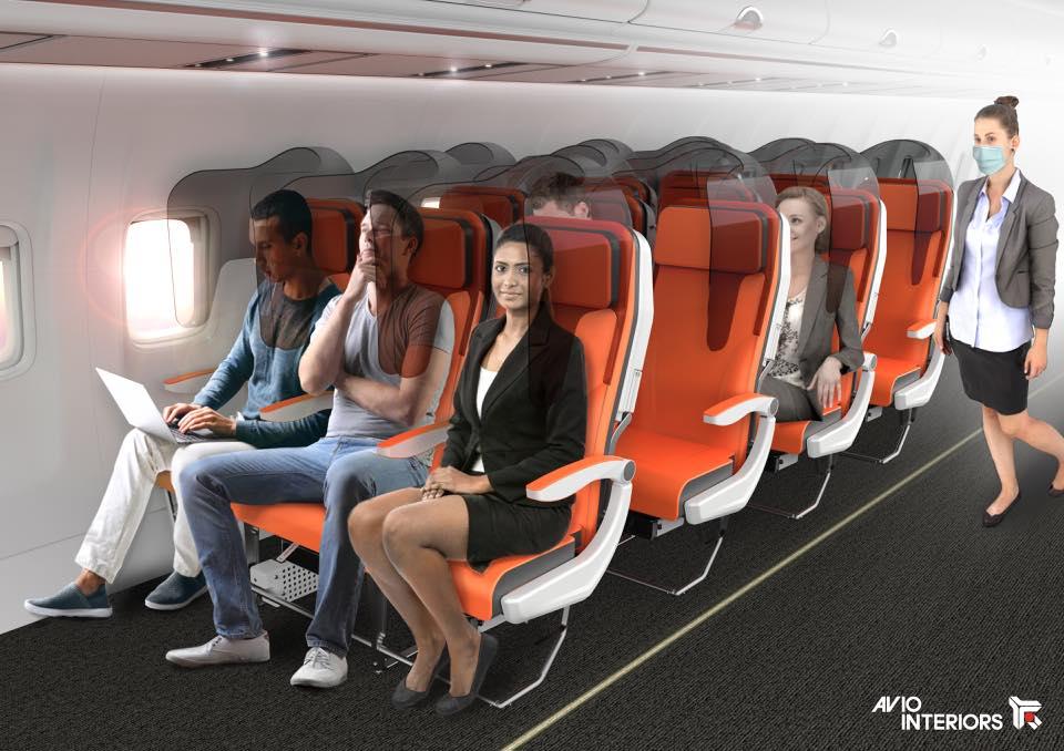 călătoriile aeriene după restricțiile Covid-19