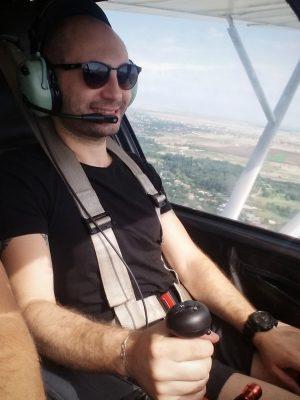zboară cu un instructor