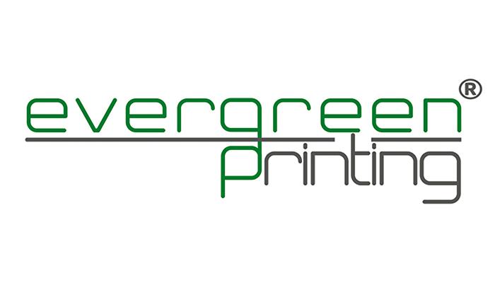 evergreen printing