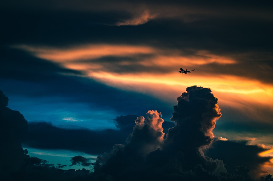 cumulonimbus avion